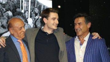 Amar Basic, entre Toñín de Ulibarri y José Carlos Pérez Torres