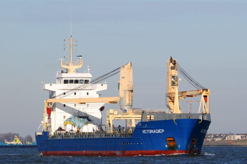 """Navigasa renueva flota e incorpora el buque """"Victoriadiep"""", futuro """"Sonreiras"""""""