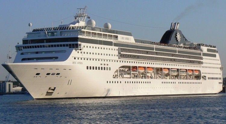 El incidente reabre la polémica sobre el tránsito de barcos de turismo en el canal de Venecia