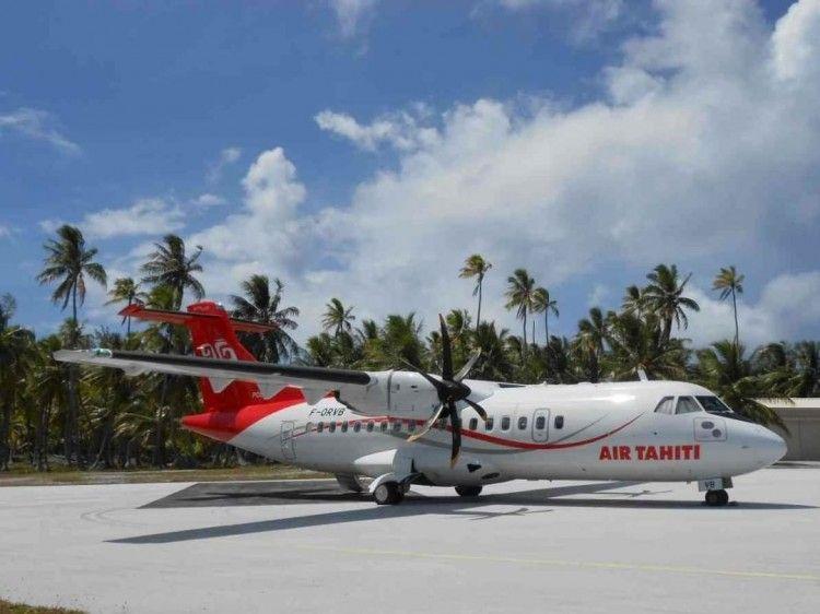 Air Tahití será el cliente de lanzamiento del ATR-72 600S
