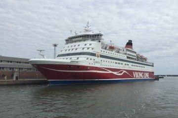Viking Line es una compañía muy sólida y de prestigio en Finlandia y Suecia