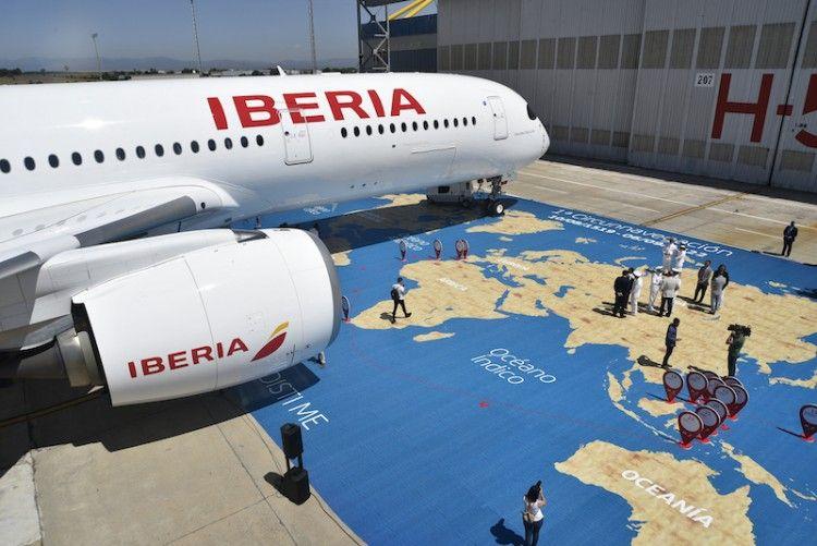 Iberia rinde homenaje a la figura del navegante  Juan Sebastián de Elcano