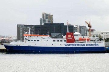 """Desde 1982 el primer """"Benchijigua"""" está en Islandia. En la actualidad es un buque-escuela de salvamento marítimo"""