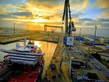 """Con la entrega del petrolero """"Monte Ulía"""" se cierra una etapa en Navantia Puerto Real"""