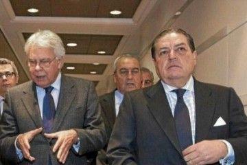 Felipe González y Vicente Boluda mantienen una estrecha relación personal