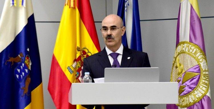 Francisco Perera Molinero, nuevo decano del Cuerpo Consular acreditado en Santa Cruz de Tenerife