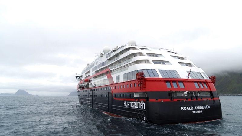 Es el primer buque de su clase en el mundo
