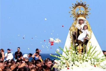 España marinera entera festeja a su Patrona, la Virgen del Carmen