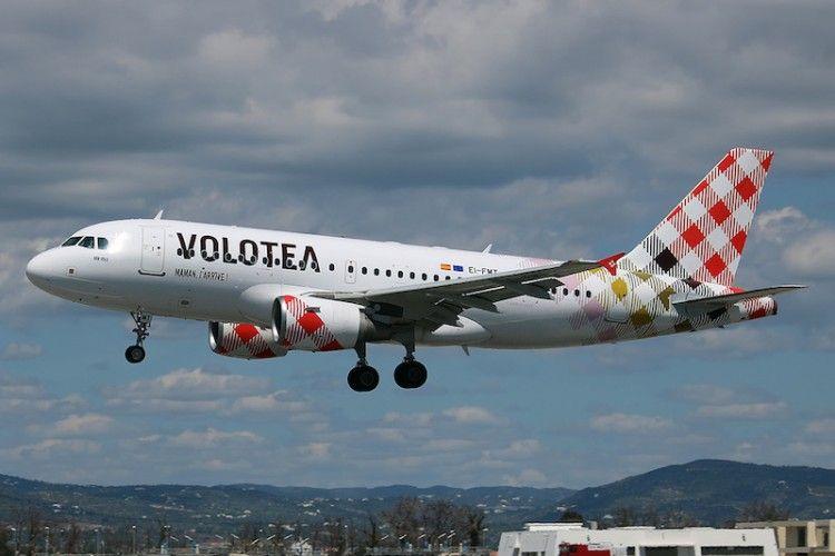 Volotea aguantó el tirón en 2018 y espera remontar en 2019