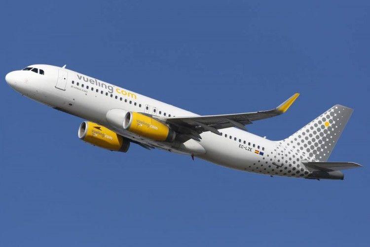 Vueling es la aerolínea más afectada por la huelga del handling de Iberia en el aeropuerto de Barcelona