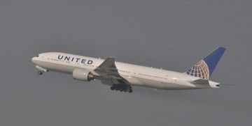 United Airlines ha tenido que pedir disculpas por el incidente ocurrido en Glasgow