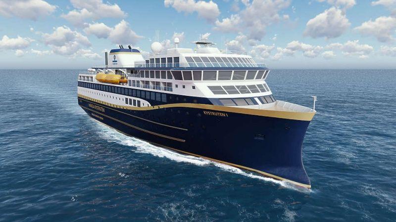 El contrato de dos barcos de Havila dará trabajo a 500 personas