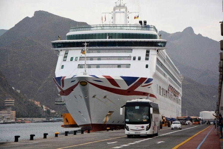 Las excursiones forman parte de la actividad del turismo marítimo