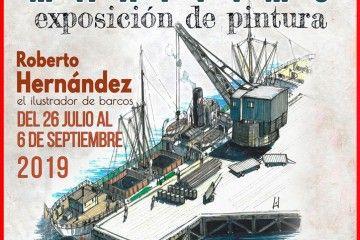 Cartel de la exposición de Roberto Hernández en el MMC