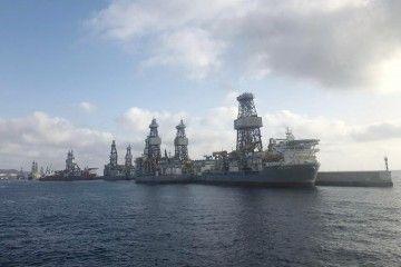 Las reparaciones navales, uno de los principales activos del puerto de Las Palmas