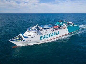 """El ferry """"Bahama Mama"""" retorna a la línea Nador-Almería hasta el final de la OPE"""