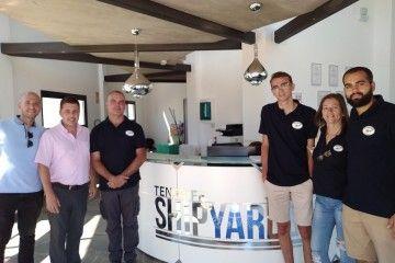 Miembros de Tenerife Shipyards y PROMEMAR