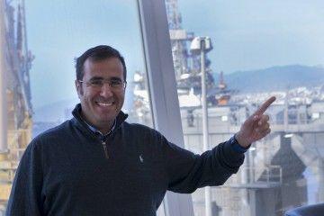 Jonathan Pérez Padrón, director de Tenerife Shipyards
