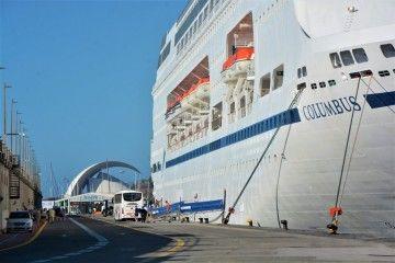 Comienza la temporada de cruceros en el puerto de Santa Cruz de Tenerife, que se prolongará hasta abril de 2020