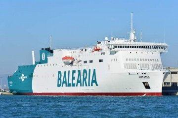 """El ferry """"Hypathia de Alejandría"""" está de nuevo operativo"""