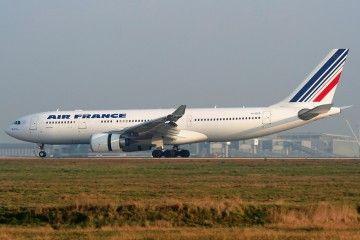 Este es el avión A330 de Air France accidentado en 2009 en pleno Atlántico