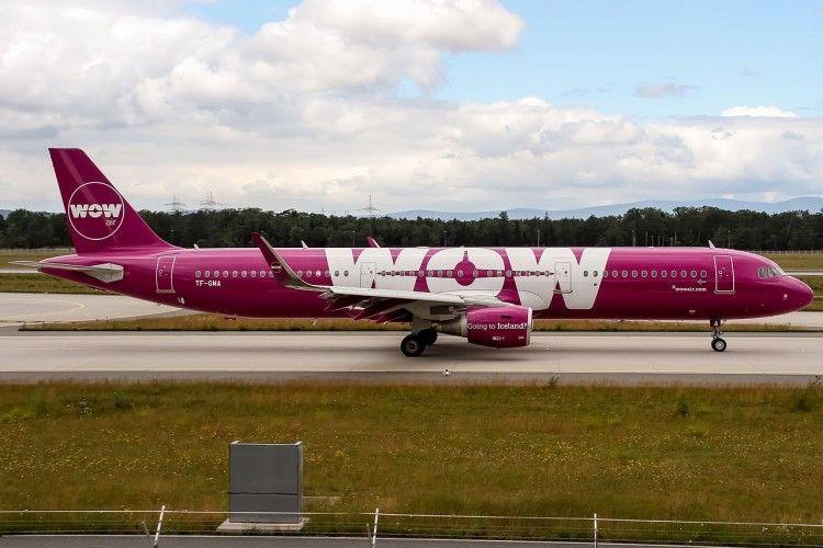 Wow Air volverá a volar con inversores de EE.UU.