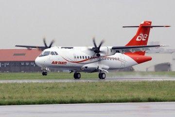 Air Tahití será el cliente de lanzamiento del ATR-42-600S