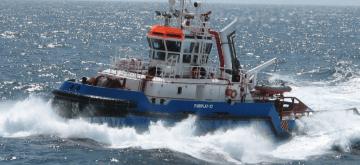 Odiel Towage tendrá que disponer de cinco remolcadores en el puerto de Las Palmas
