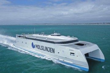 """La experiencia del catamarán """"Express 4"""" ha sido determinante para el nuevo encargo"""