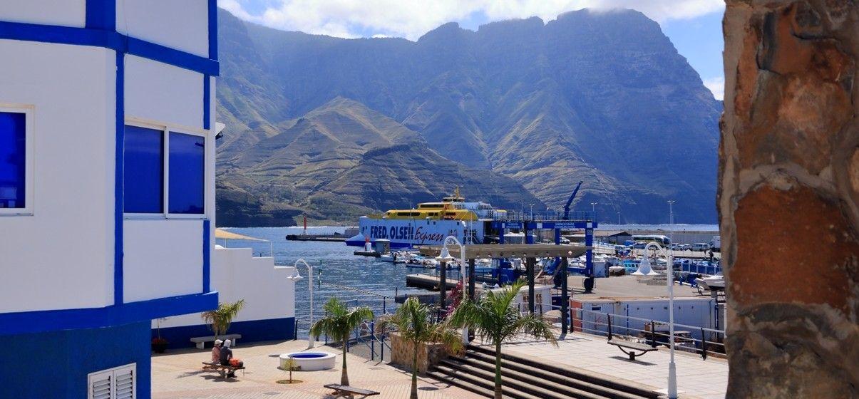 El Gobierno de Canarias, contrario a la ampliación del puerto de Agaete