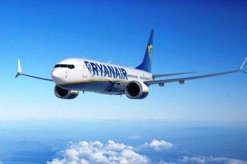 Boeing se encarga de revisar y reparar las grietas localizadas en los aviones de Ryanair