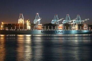 La terminal de Maersk en Algeciras está entre las afectadas