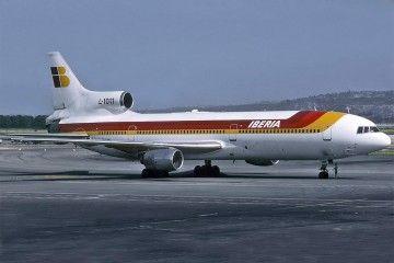 L-1011 TriStar TF-ABM al servicio de Iberia