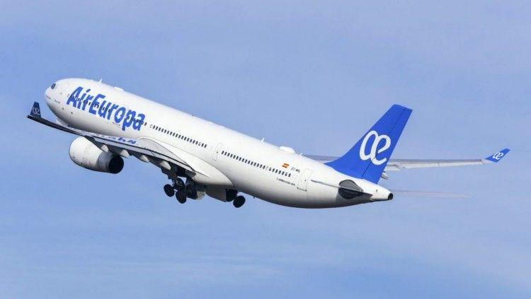 En 2020, Air Europa estará bajo el control de Iberia