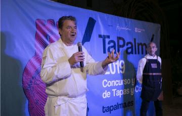 El chef Koldo Royo, en su intervención