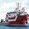 """Este es el buque """"Remas"""", de Micoperi, atacado por piratas en el sur del golfo de México"""