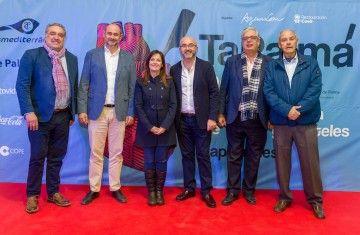 Foto de familia de la presentación de TaPalma 2019 en Ibiza