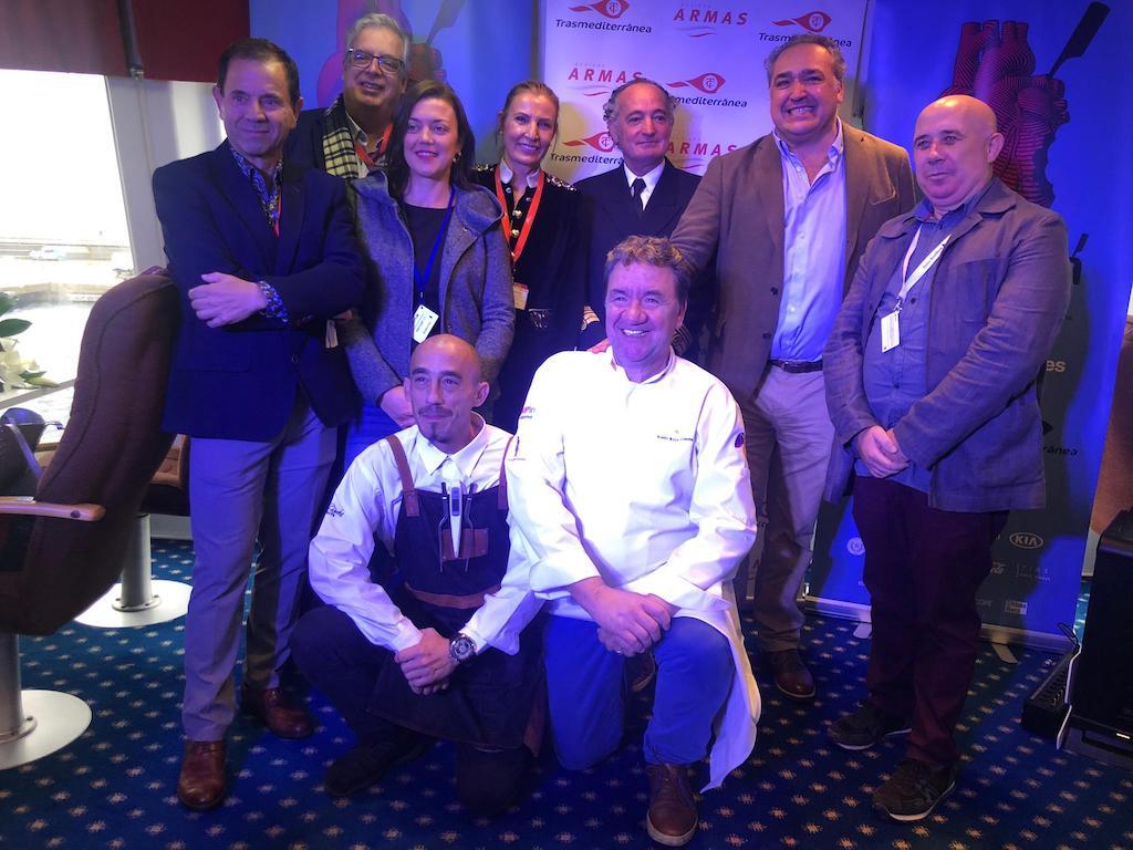 Con la presentación de TaPalma 2019 en Ciutadella abarca todo Baleares