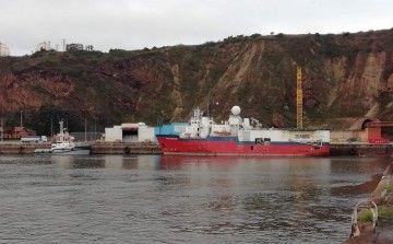 """DDR Vessels ha comenzado el desguace del buque """"Aquila Explorer"""""""
