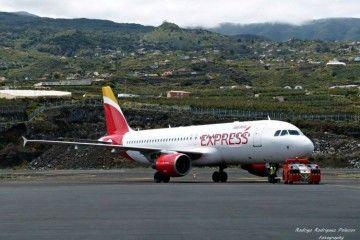 Iberia Express y La Palma Buenos, sí, pero no tanto