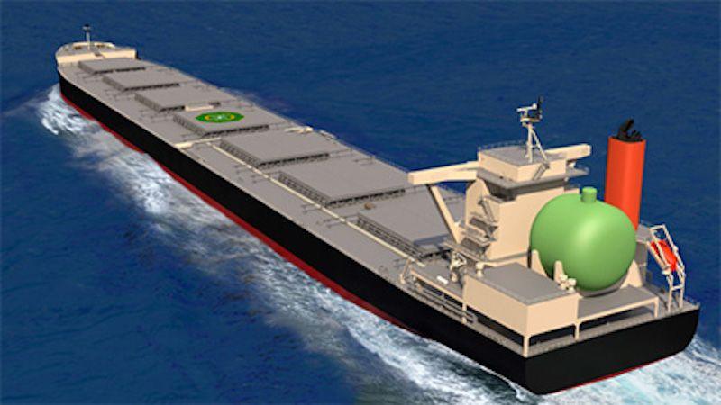 El segundo buque será operado por MOL