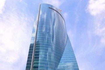 Torrespacio es el cuarto rascacielos más alto de España