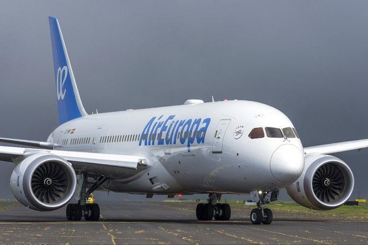 El avión B-787 es un gran aliciente para los pasajeros de Air Europa