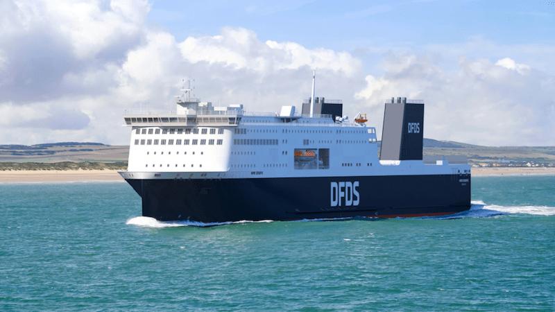 Los buques se construyen en China y están previstos para 2021