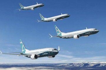 Boeing suspende indefinidamente el programa B-737 Max