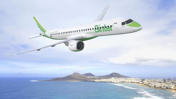Binter expande su radio de acción en la conectividad de Canarias con la península