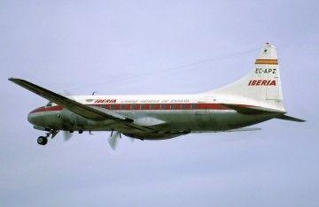Convair CV-440 Metropolitan de Iberia EC-APZ