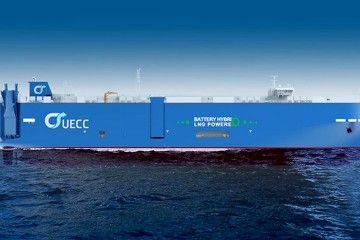 Este será el aspecto exterior de los futuros PCTC de UECC