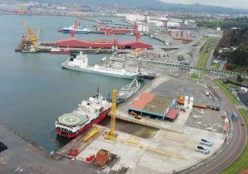 DDR Vessels tiene dos barcos en sus instalaciones para desguace