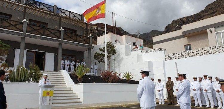 La Ayudantía Naval de El Hierro ha reabierto sus puertas